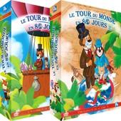 Le Tour Du Monde En 80 Jours - Int�grale - 2 Coffrets (10 Dvd + Livret) de Fumio Kurokawa, Rafael Soler