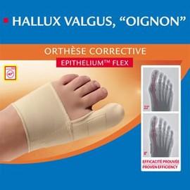 Epitact Hallux Valgus 'oignon' - Orth�se Corrective - Taille S