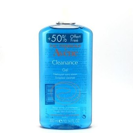 Cleanance - Gel Nettoyant 200 Ml + 50% Offert (300ml)