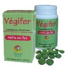 Flamant Vert Vegifer - Energie Et Concentration - 120 Comprim�s