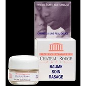 Chateau Rouge Baume-Soin Rasage