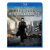 Star Trek Into Darkness - Combo Blu-Ray3d + Blu-Ray+ Dvd + Copie Digitale de J.J. Abrams