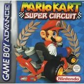 Mario Kart: Super Circuit - Ensemble Complet - Game Boy Advance - Allemand