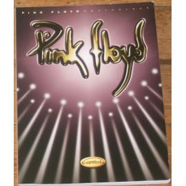superbe songbook de 35 chansons pink floyd anthology / 172 pages