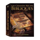 Grands R�cits Bibliques : L'histoire De Ruth + Saint-Fran�ois D'assise + La Tunique + La Plus Grande Histoire Jamais Cont�e + La Bible - Pack de Henry Koster