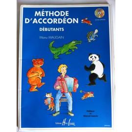 Méthode d'Accordéon pour Débutants Accordéon Volume 1