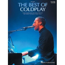 The Best of Coldplay (Easy Piano)