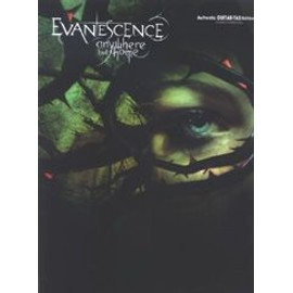 Evanescence : Anywhere But Home (TAB)