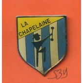 Pins Twirling Baton La Chapelaine France A539