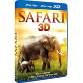 Safari 3d de David Keane
