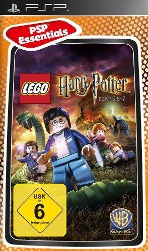 Lego Harry Potter - Die Jahre 5-7 - Essentials [Jeu Psp]