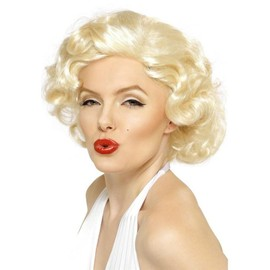 Perruque Marylin Monroe Blonde