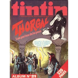 Album Le Journal De Tintin N� 21