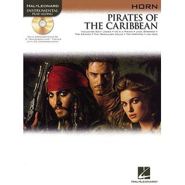 Pirates Of The Caribbean (Horn) + CD