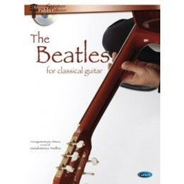 The Beatles For Classical Guitar + CD