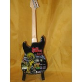 Guitare Miniature Iron Maiden Killers - Black Color