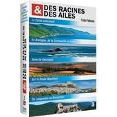 Des Racines Et Des Ailes - Passion Patrimoine - La Corse Autrement + En Bretagne, De La Cornouaille Au L�on + Terres De Gascogne + Route Napol�on + Du Languedoc Au Roussillon