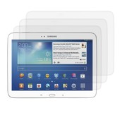 3x film de protection pour �cran Samsung Galaxy Tab 3 10.1 P5200 / P5210 / P5220 TRANSPARENT. Qualit� sup�rieure sign�e kwmobile