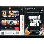 Gta Double Pack (Grand Theft Auto 3 + Vice City)