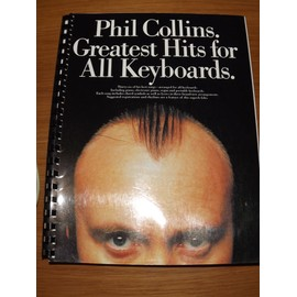 Phil collins - greatest hits for all keyboards