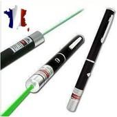 Pointeur Laser Puissant Vert 1mw Tres Puissant Neuf
