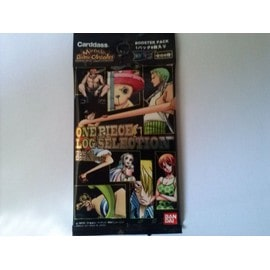 Carte One Piece Log Selection Miracle Battle Carddass