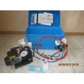 mallette WIGAM pour mise en service de climatiseur