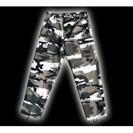 Pantalon Treillis Bdu Camouflage Urbain Camo Urban Cam