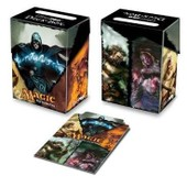 Deck Box - Planeswalkers - Magic The Gathering