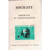 Socrate Portrait Et Enseignements de anne et jean claude fraisse