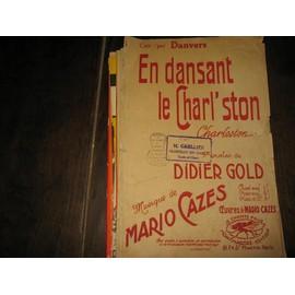 danvers  en dansant  le charl'ston   didier gold  mario cazes