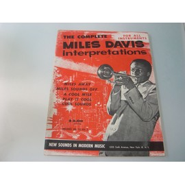 The Complete MILES DAVIS Interpretations