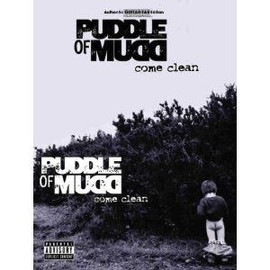 Puddle of mudd come clean tab