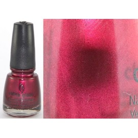 China Glaze - Vernis Ongles Collection Autumn Nights - Red-Y & Willing