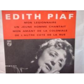 EDITH  PIAF  //  MON  LEGIONNAIRE   //  UN  JEUNE  HOMME  CHANTAIT