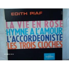 EDITH  PIAF  //   LA  VIE  EN  ROSE  //  HYMNE  A  L ' AMOUR
