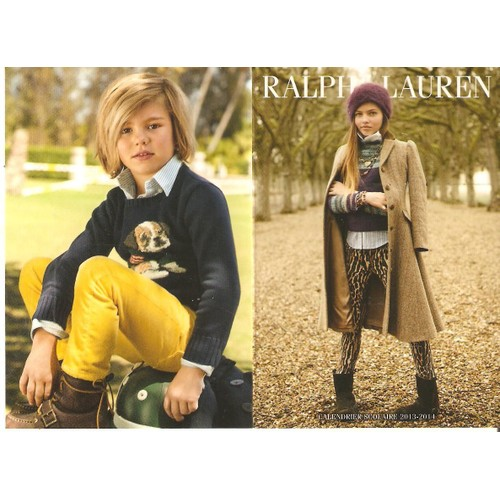 <strong>Ralph</strong> <strong>lauren</strong> calendrier scolaire 2013 2014