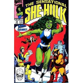 The Sensational She-Hulk N� 12 :
