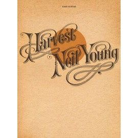 Neil Young : Harvest Easy Guitar TAB
