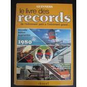 Guinness,Le Livre Des Records,1980. de Collectif