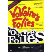 Les Nouvelles Voltaire's Folies, Pamphlet Cocasse Et Satirique Contre La B�tise de Laurent Pr�yale