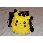 Sac � Dos Peluche Pok�mon Pikachu 32 Cm