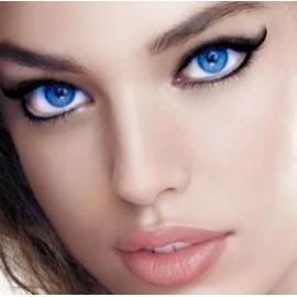 Lentilles De Contact Annuelles 365 Jours Blue Saphir