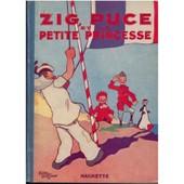 Zig Et Puce Et La Petite Princesse de saint-ogan