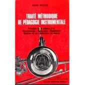 Trait� M�thodique De P�dagogie Instrumentale