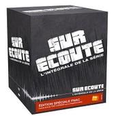 Sur �coute / The Wire (Coffret Int�gral Des Saisons 1 � 5 - Edition Sp�ciale Fnac Inclus Le Livre