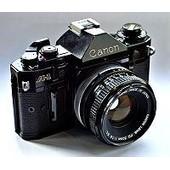 Canon A1 - Appareil R�flex Argentique