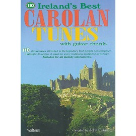 110 Ireland's Best Carolan Tunes