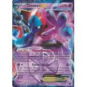 Carte Pokemon Deoxys Ex - 53/116