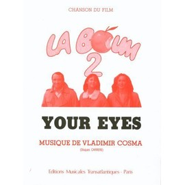 Cosma : La Boum 2 - Your Eyes